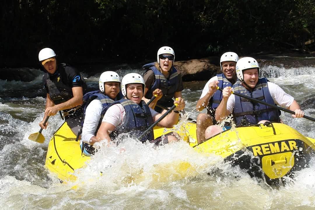 Rafting Família