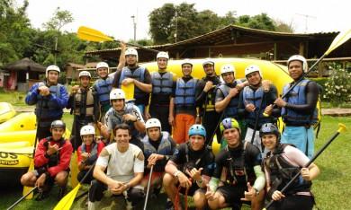 Curso de Rafting 1