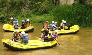 Curso de Rafting 2