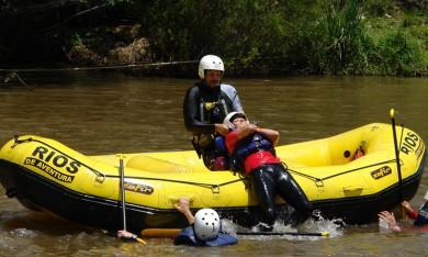 Curso de Rafting 5