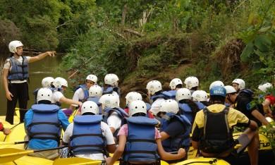 Rafting Estudo do Meio 3