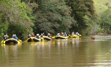 Rafting Estudo do Meio 4