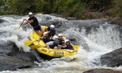 Rafting Estudo do Meio 5