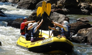 Rafting Corporativo