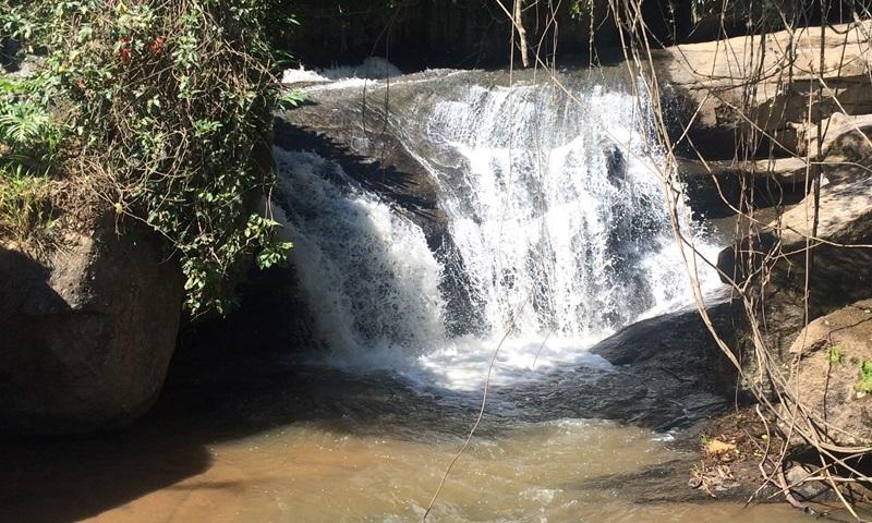Visita à Cachoeira